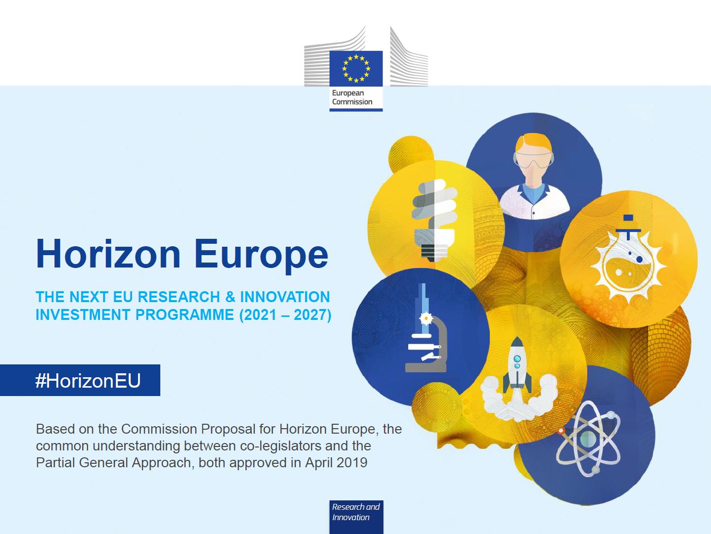 European Commission - Horizon Europe
